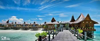 mabul island mabul water bungalow borneo calling malaysia tour