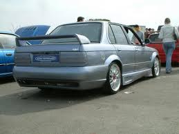 Bmw E30 Rear Valance Bmw E30