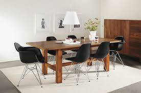 Interesting Room And Board Dining Tables Reclaimed Industrial Chic - Room and board dining tables