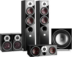 7 1 home theater systems dali zensor 5 speaker package 5 1