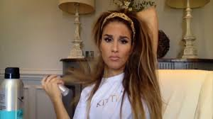 jessie james decker girls night out hair tutorial youtube