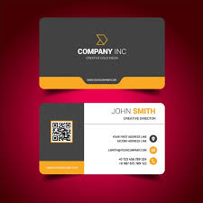 business card logos and designs business card design vector free