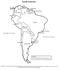 map of and south america black and white south america map from research guidance gif heritage inside