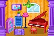 Doll House Decorating Girl Game