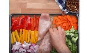 comment cuisiner des blancs de poulet recette rapide préparez vos plats à l avance avec cette recette de