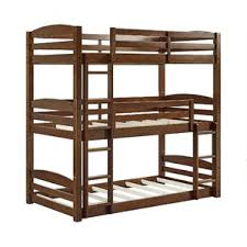 Triple Bunk Beds Youll Love Wayfair - Three bed bunk bed