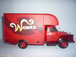 chocolate delivery and the chocolate factory original wonka delivery