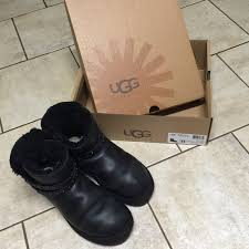 ugg s boots size 11 79 ugg shoes emerson ugg boot size 11 black leather