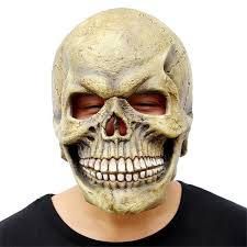 Scary Mask Aliexpress Com Buy Laugh Skull Mask Hoods Mascaras Halloween