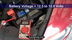 lexus es300 not charging at idle how to test alternator voltage output autoupkeep com youtube