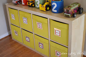 to organize kids u0027 toys