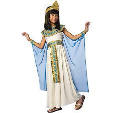 Walmart Childrens Halloween Costumes Cleopatra Child Halloween Costume Walmart Store