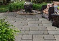 Lowes Patio Pavers Designs Lowes Patio Pavers Inspirational How To Design And Build A Paver