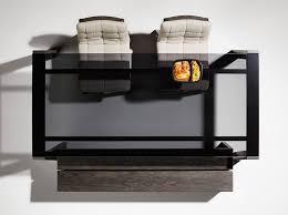 Walnut Split Seat Storage Bench Amicable Split 60