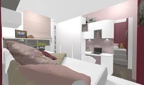 chambre architecte realisation d une chambre enfant avec lit mezzanine dressing et
