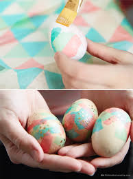diy hand painted easter egg ideas from hallmark artists think