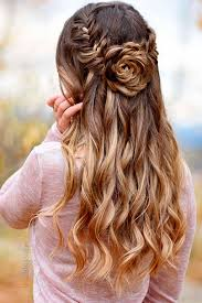maid of honor hairstyles 20 gorgeous bridesmaid hairstyles elite wedding looks