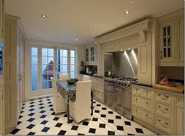 black and white kitchen floor ideas black and white kitchen tile somertile 95x95inch white within