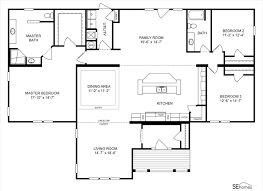 clayton homes models floor plan for the johnson model ez 440 clayton homes home floor