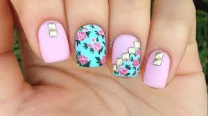 decoraciondeñasflores tutorialespasopasodeñasconflores flowernail