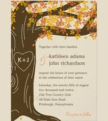 Wedding Invite Template Fall Invitation Templates Party Invitation Wording Ideas Orax Info