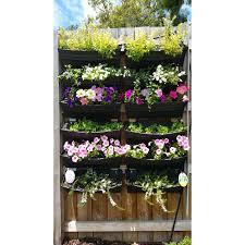 Wall Gardening System by Wall Garden Diy Vertical Wallgarden System Plants Green Wall
