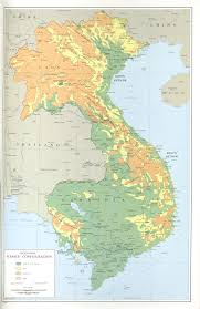 North China Plain Map by