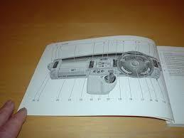 vauxhall opel vivaro van owners manual handbook c w wallet 2001