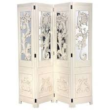 Mirror Room Divider Chic Dressing Room French Shabby Chic 3 Fold Dressing Mirror
