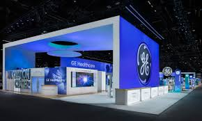 image result for ge healthcare booth trade show inspiration