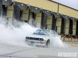 lexus v8 in bmw e30 1989 bmw m3 european car magazine
