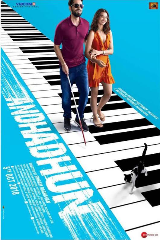 Andhadhun 2018 Pre-DVDRip DownloadHub Bolly4u