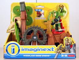 siege fisher price fisher price cfc10 imaginext castle woodland siege engine