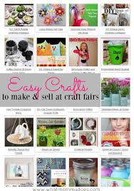 Garden Crafts To Make - 50 crafts you can make and sell what mommy does