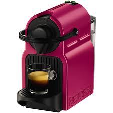 nespresso siege krups inissia nespresso fushia yy2289fd krups yy2289fd