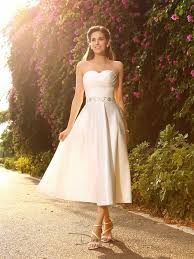 simple short wedding dresses casual short bridal gowns
