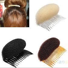 hair clasps 1pc hair styler volume bouffant beehive shaper roller bumpits bump