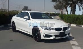 2013 bmw 4 series coupe used bmw 4 series coupe 435i 2013 car for sale in dubai 712445