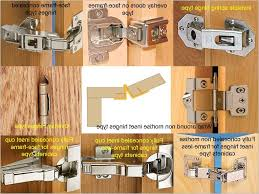 awesome concealed cabinet hinge types fzhld net