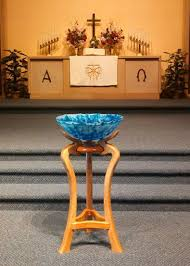 baptismal fonts communion sets and baptismal font basins and bowls