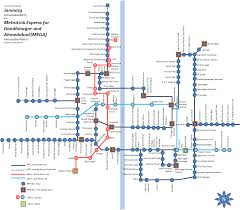 Uc Map File Composite Map Of Ahmedabad Brts And Uc Metrorail Aug 15 Png