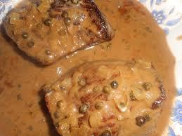 cuisiner le chevreuil facile pavé de cerf sauce poivre vert recette cerf poivre et vert