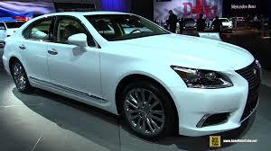 lexus wallpaper ls 460 2015 lexus ls460 exterior and interior walkaround 2014 la auto