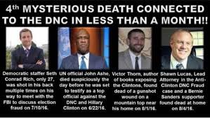 jobs for ex journalists killed in 2017 meme fact check fourth mysterious death connected to the dnc