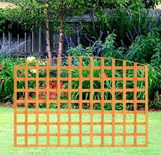 Metal Garden Trellis Uk Trellis Fence Panels Square Dome Top