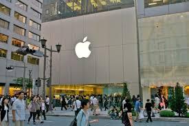 apple japan apple fans queue for lucky bag bargains in japan