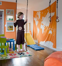gorilla swing sets in kids contemporary with indoor hanging plants