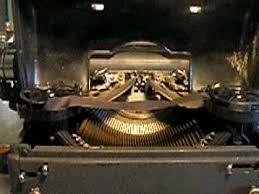 chagne ribbon changing typewriter ribbons