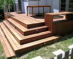Back Stairs Design Back Porch Stairs Design Ebizby Design