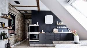 cuisine sous pente cuisine sous pente armoire sous pente with classique cuisine